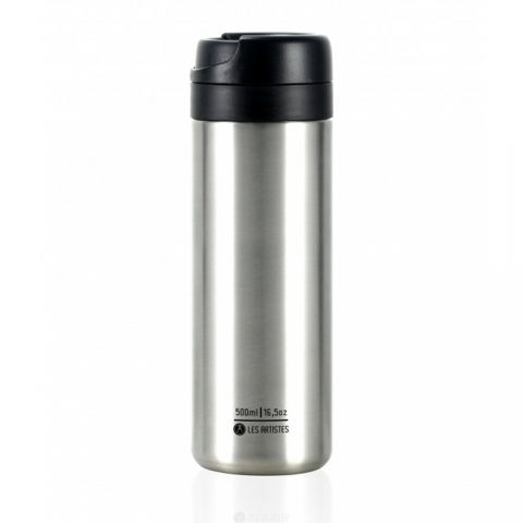Twist'it isotherme 500 ML inox Les Artistes A-1941