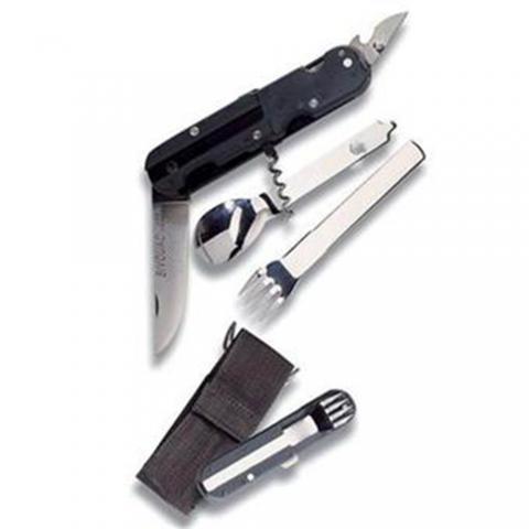 Bivouac couteau multifonctions TB