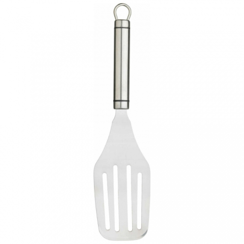 Spatule retourneur inox pro Tools Kitchencraft KCPROHT