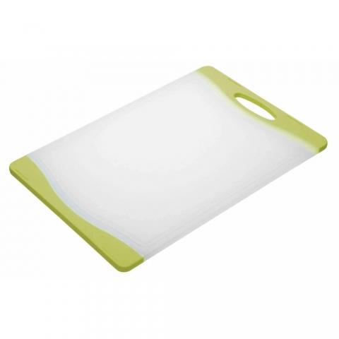 Planche à découper vert ColourWorks Kitchencraft CWBOARD350GRN