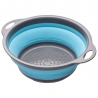 Passoire rétractable bleu ColourWorks Kitchencraft CWGCOLBLU