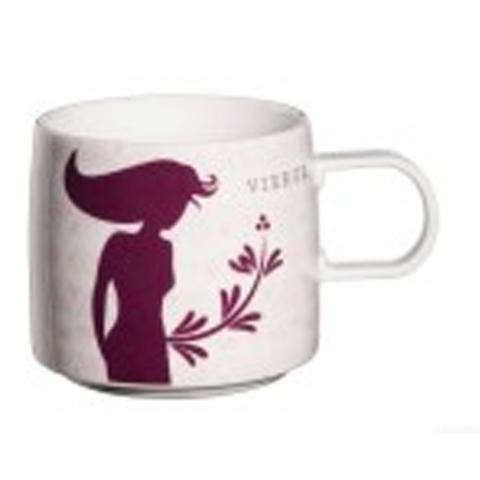 Mug star signs vierge ASA