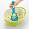 Presse purée bleu ColourWorks Kitchencraft CWMASHBLU