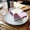 Raclette à la bougie Yeti rose Cookut YETIRO