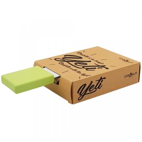 Raclette à la bougie Yeti vert Cookut YETIVE