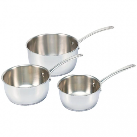 "Lot de 3 casseroles ""starter"" BEKA"