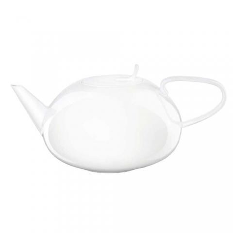 Théière porcelaine + filtre 1L ASA