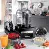 Spatule bleu ColourWorks Kitchencraft CWSPATBLU