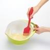 Spatule rouge ColourWorks Kitchencraft CWSPATRED