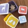 "Set de boîtes snack enfant ""Little explorer"" Creativetops 5226223"