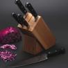 Bloc couteaux Halo MasterClass Kitchencraft MCKNB25