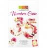 Kit Number Cake Scrapcooking 3927