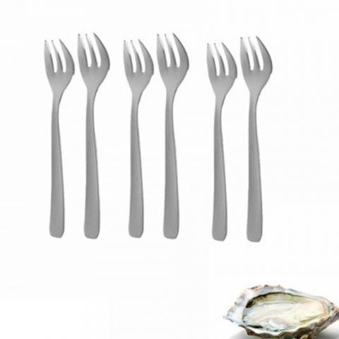 Fourchettes à huitres X 6
