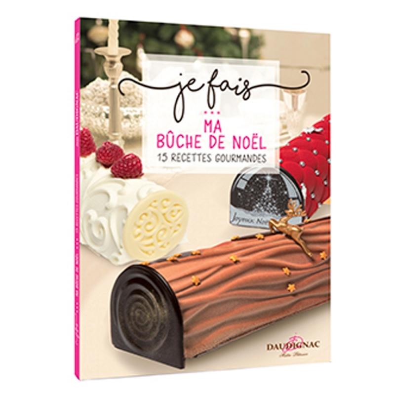 Daudignac Livre Je Fais Ma Buche De Noel