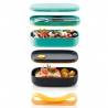 Lunch box to go corail LEKUE
