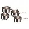 Série de 4 casseroles Chef BEKA 14/16/18/20cm