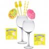 Coffret Spritz/Gin Tonic 10 pièces