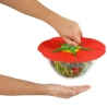Couvercle hermétique Tomate vert 23 cm 9619 Charles Viancin