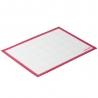 Tapis silicone gradue/fibre de verre MASTRAD