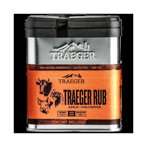 Traeger Rubs TRAEGER