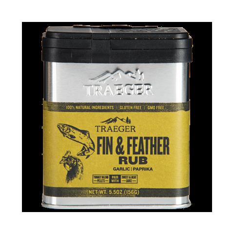 Fin & Feather Rubs TRAEGER