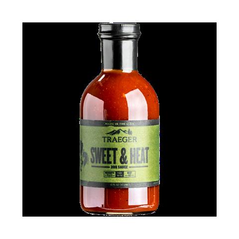 Sweet & heat BBQ sauce TRAEGER