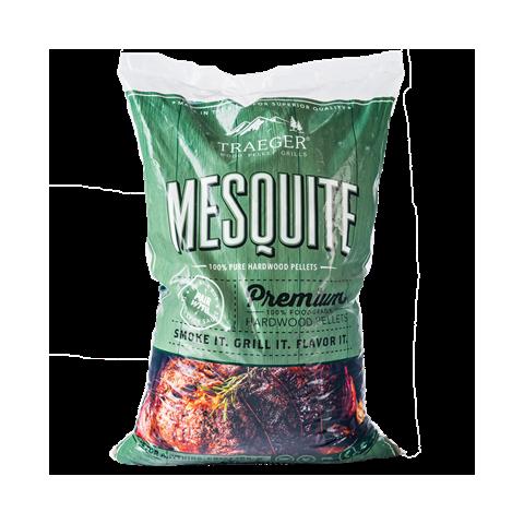 Pellets Mesquite sac 9kg TRAEGER