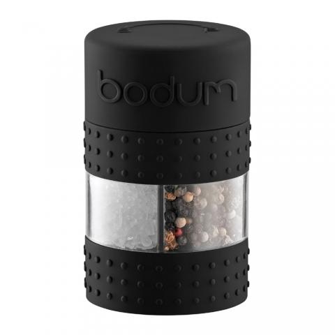 Moulin sel/poivre noir BODUM