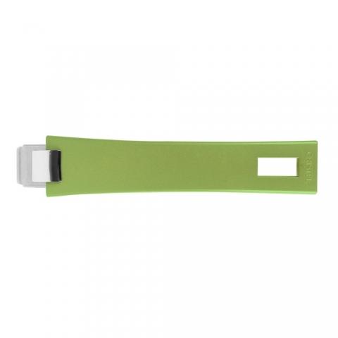 Poignée vert tilleul CRISTEL