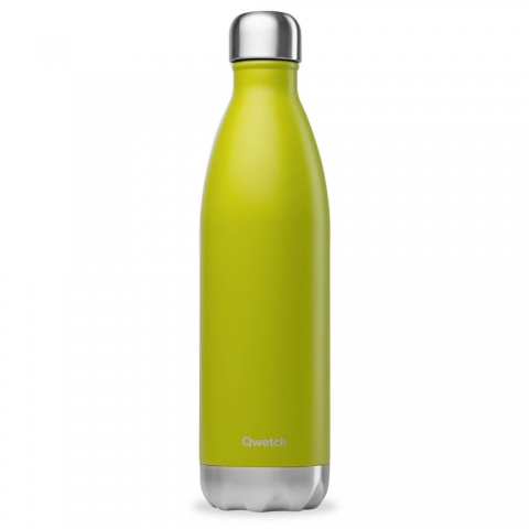 Bouteille isotherme Vert QWETCH 750 ML QD3034