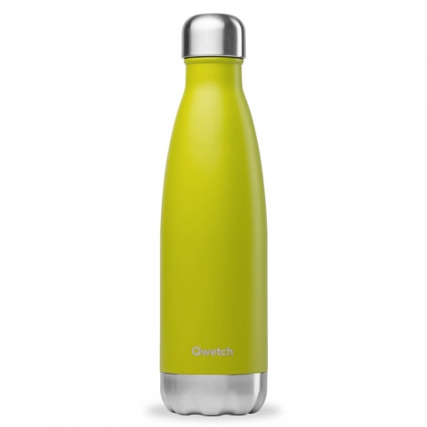Bouteille isotherme Vert QWETCH 500 ML QD3024