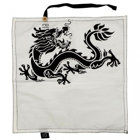 Serviette en coton Dragon NUBENTO NUSEDRA