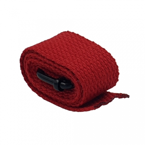 Sangle en coton Rouge NUBENTO NUCTRG