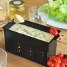 Coffret raclette et fondue COOKUT LUMICAD