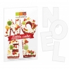 Kit letter cake Noël ScrapCooking 3919