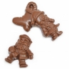 Moule rigide chocolats de Noël ScrapCooking 6751
