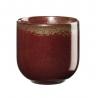 Set 2 tasses à thé rouge cuivré ASA SELECTION 19080176