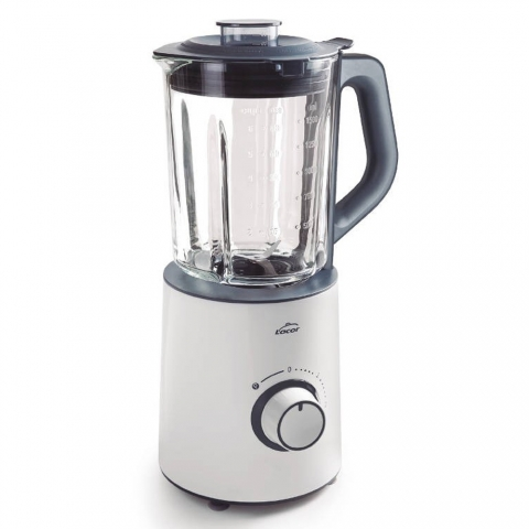 Blender électrique White LACOR 700 W 69587