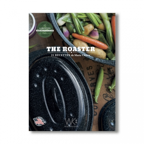 Livre de recettes spécial Roaster WARMCOOK m.c